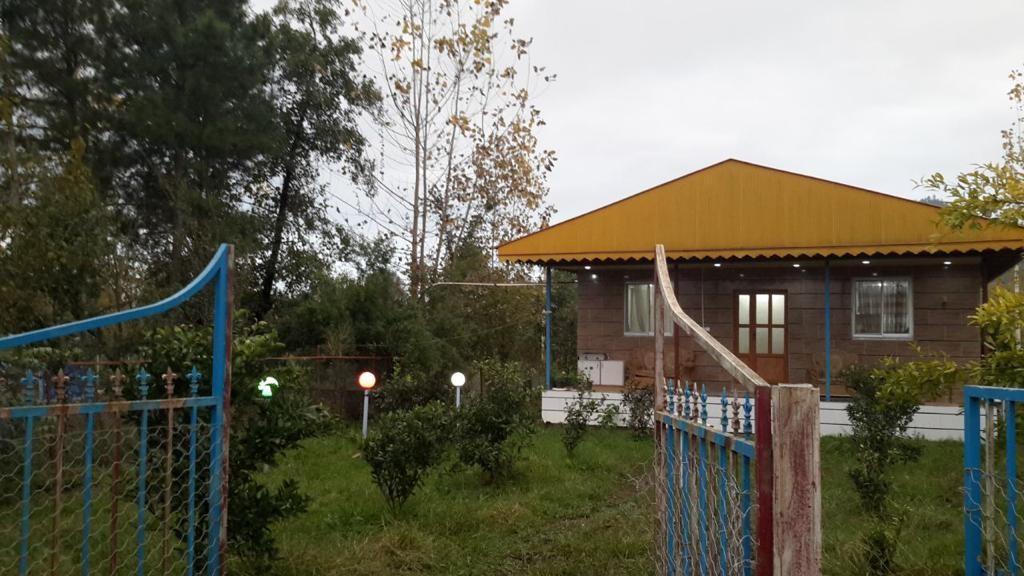 روستایی کلبه چوبی قیمت مناسب درماسال