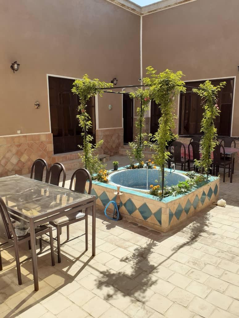 بوم گردی  خانه سنتی در یزد -اتاق 6