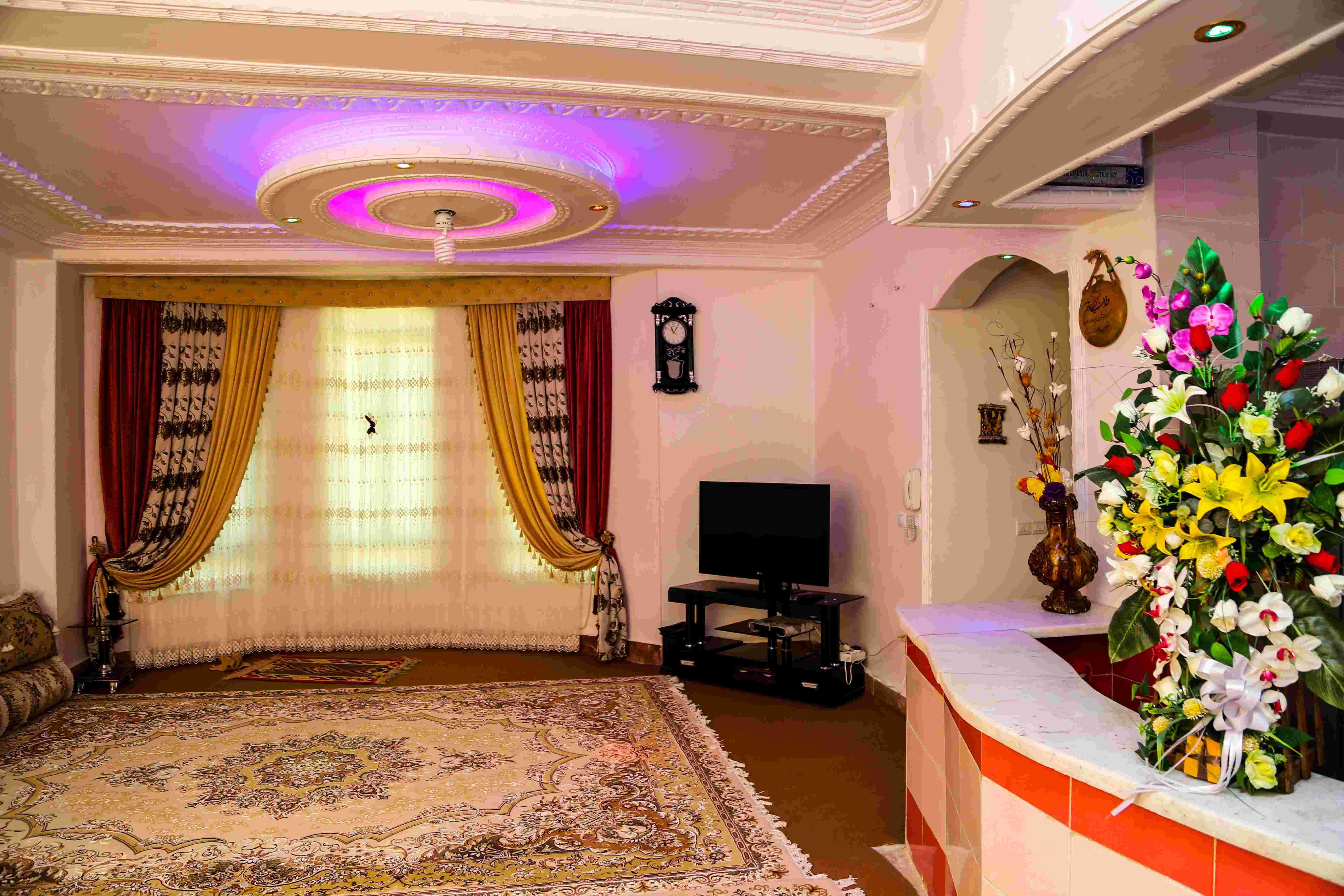 In town منزل مبله در تختی یاسوج