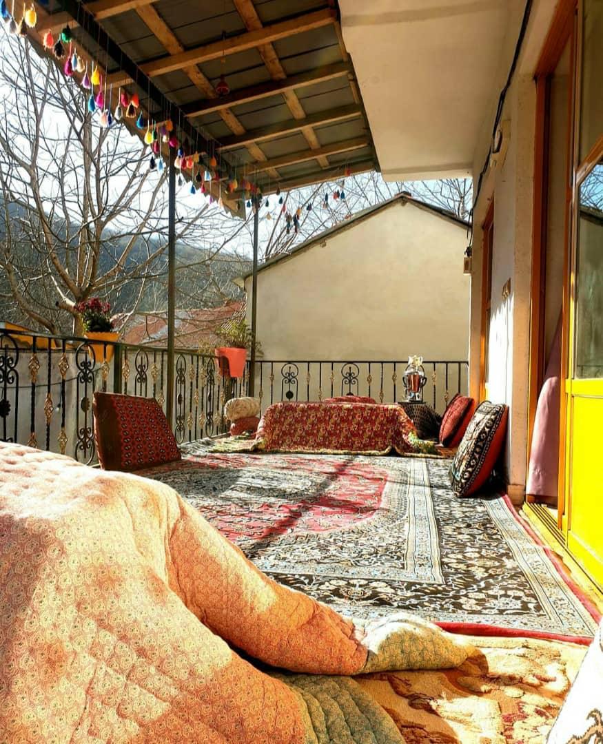 جنگلی اجاره خانه مبله در امامزاده رشت