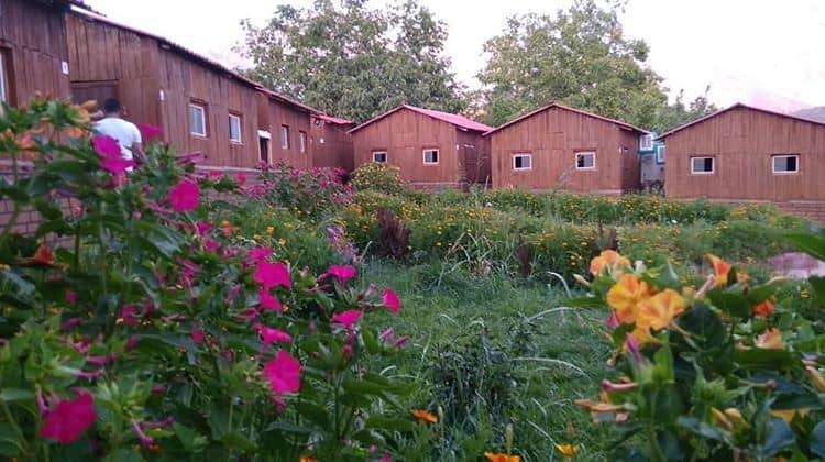 بوم گردی کلبه جنگلی جوبی در سی سخت - واحد4