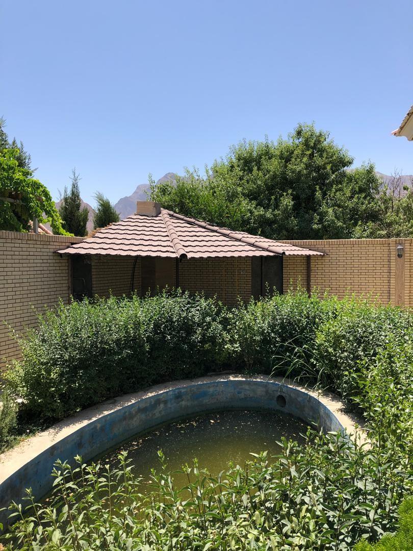 روستایی باغ ویلایی در تفت یزد - یاس