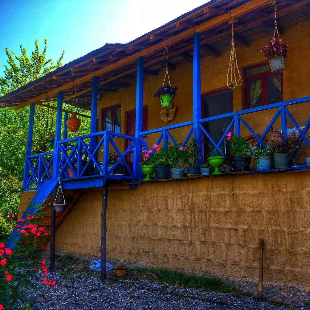 بوم گردی خانه سنتی در رودبار