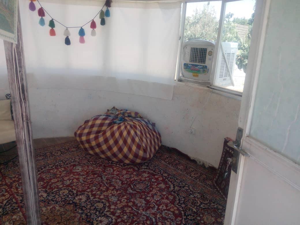 بوم گردی  اتاق سنتی در هفت برم فارس - آلاچیق2