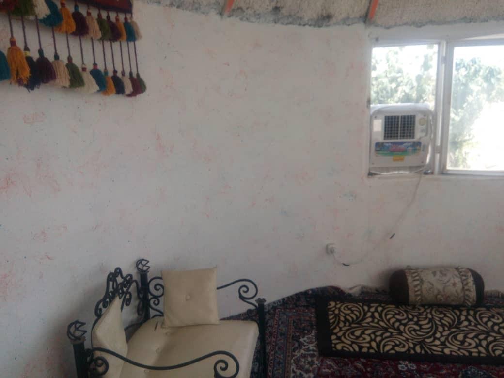 بوم گردی اتاق بومگردی در خان زنیان -آلاچیق4