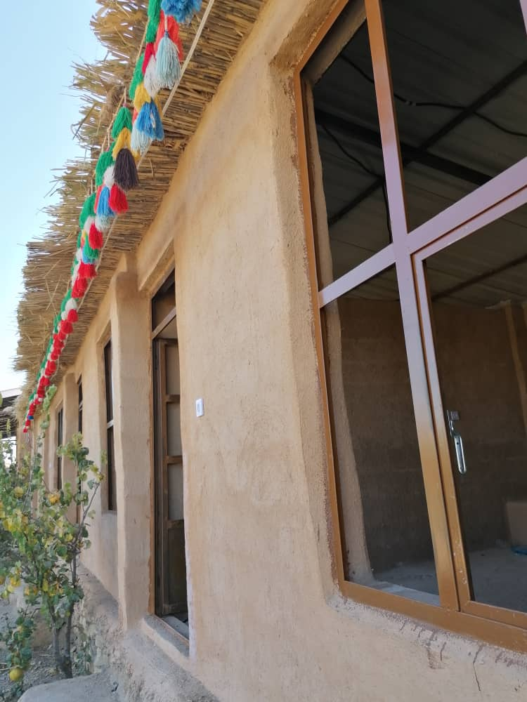 بوم گردی سوئیت سنتی در هفت برم خان زنیان