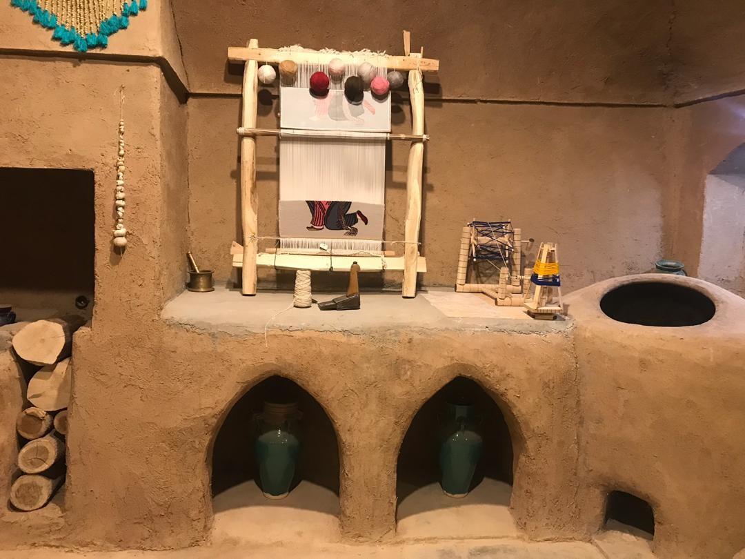 بوم گردی بومگردی سنتی در تودشک اصفهان