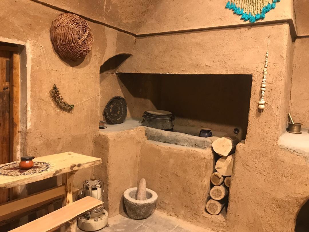 بوم گردی استراحتگاه سنتی در تودشک اصفهان