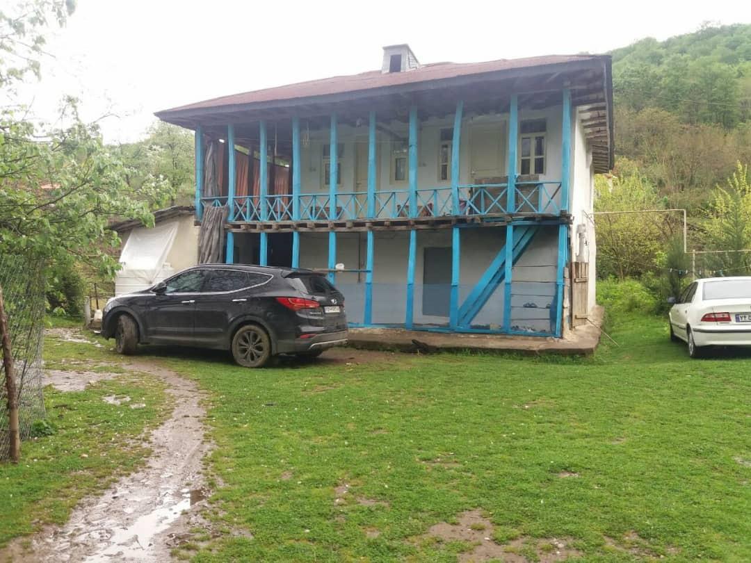 بوم گردی خانه بومگردی در رودبار