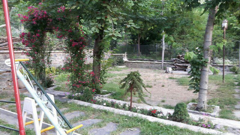 باغ و ویلای گنجنامه