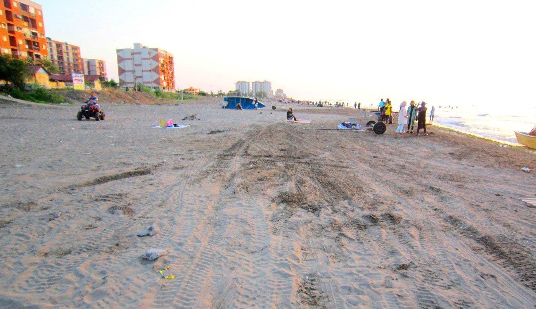 اجاره واحد اپارتمان لب اب ساحلی محموداباد