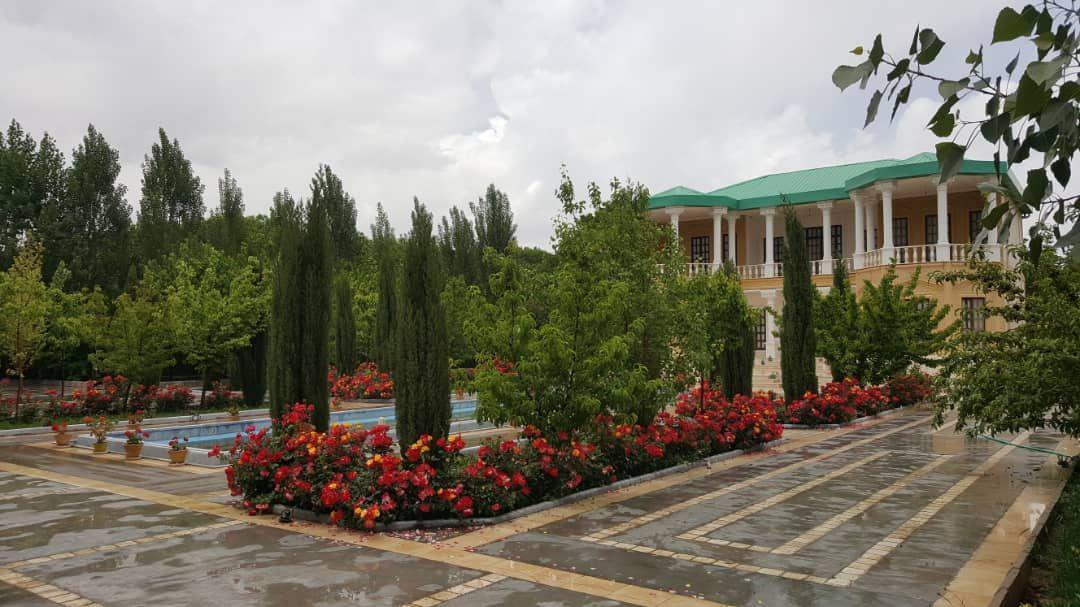 عمارت باغ گلستانه