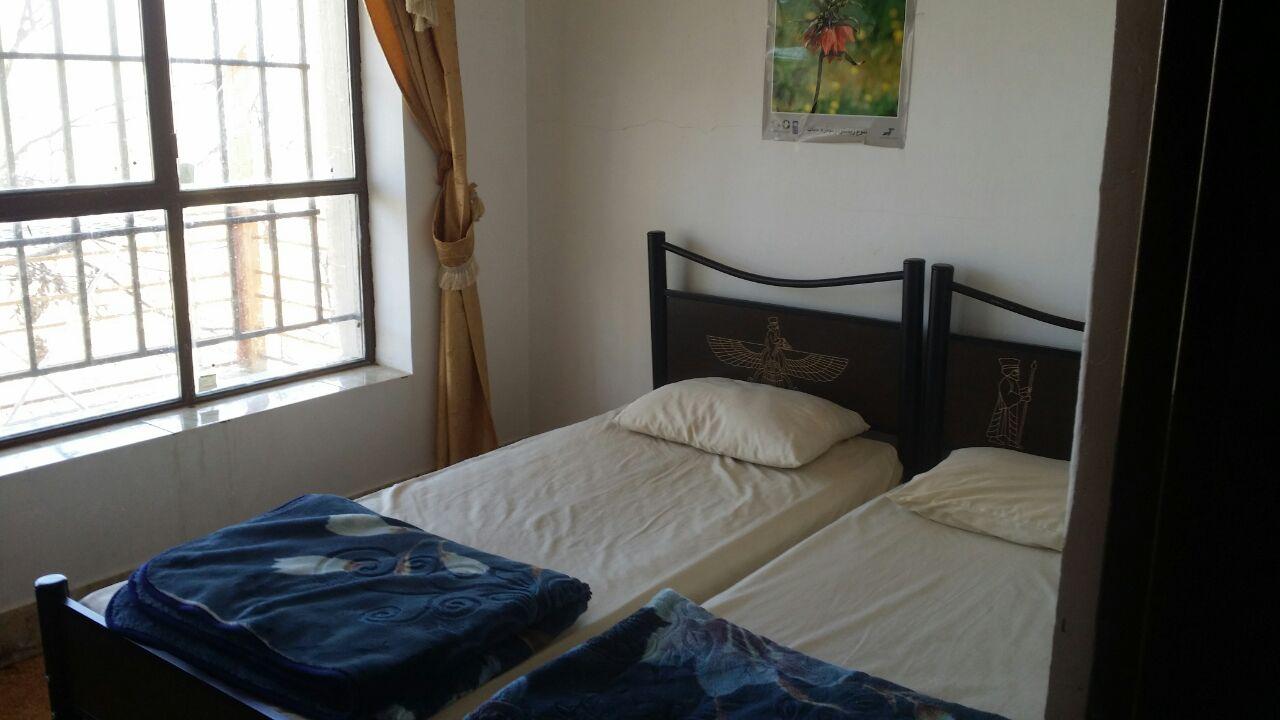 خانه مسافر 2 خواب