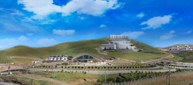 مجتمع اقامتی گلستان کوه خوانسار واحد3