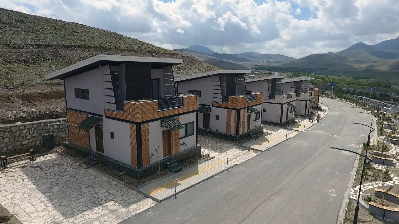 مجتمع اقامتی گلستان کوه خوانسار