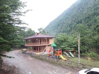 ویلای چوبی قلی پور 1