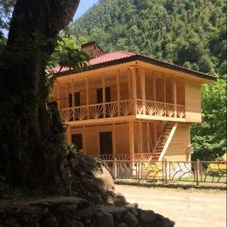ویلای چوبی قلی پور 2