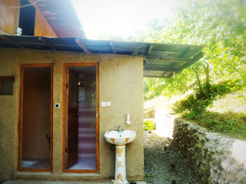 کلبه خونه باغ