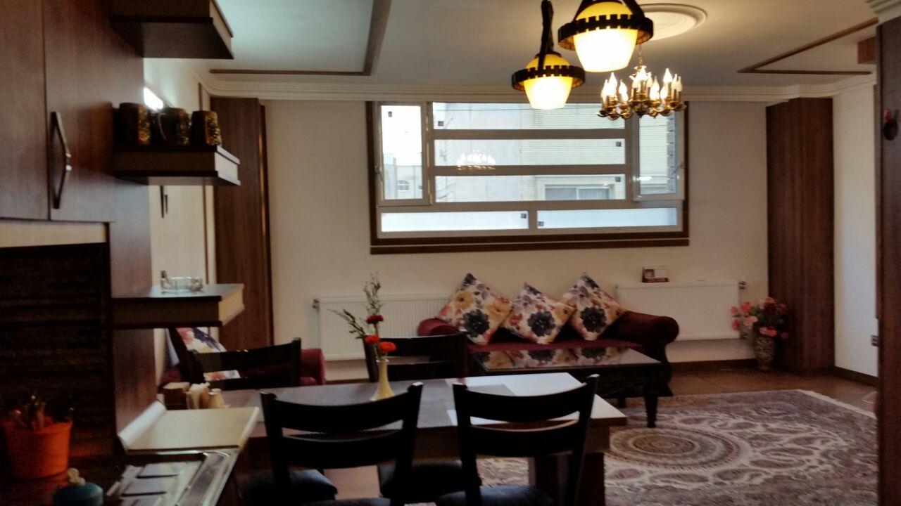 آپارتمان 2 خوابه دوبلکس