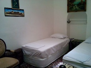 اقامتگاه کوبه اتاق 1