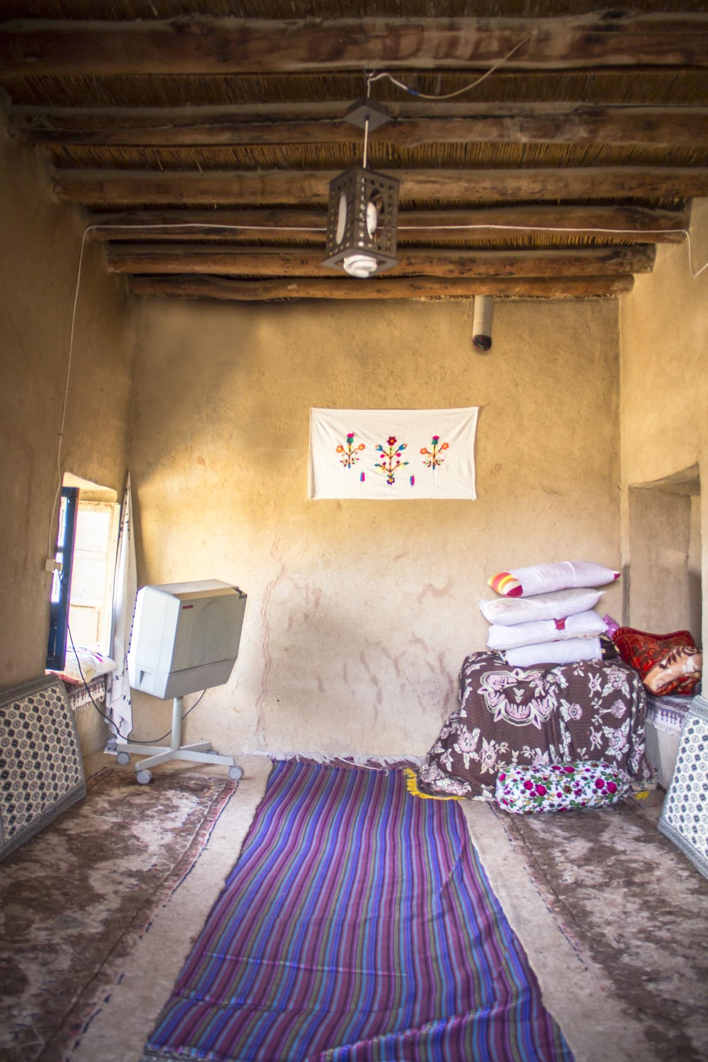 اقامتگاه ارگ اتاق 1