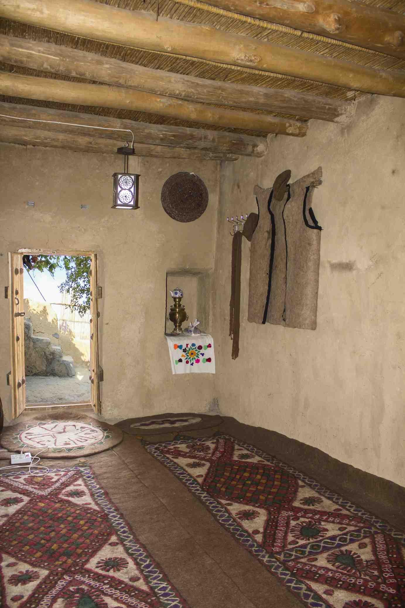 اقامتگاه ارگ اتاق 3