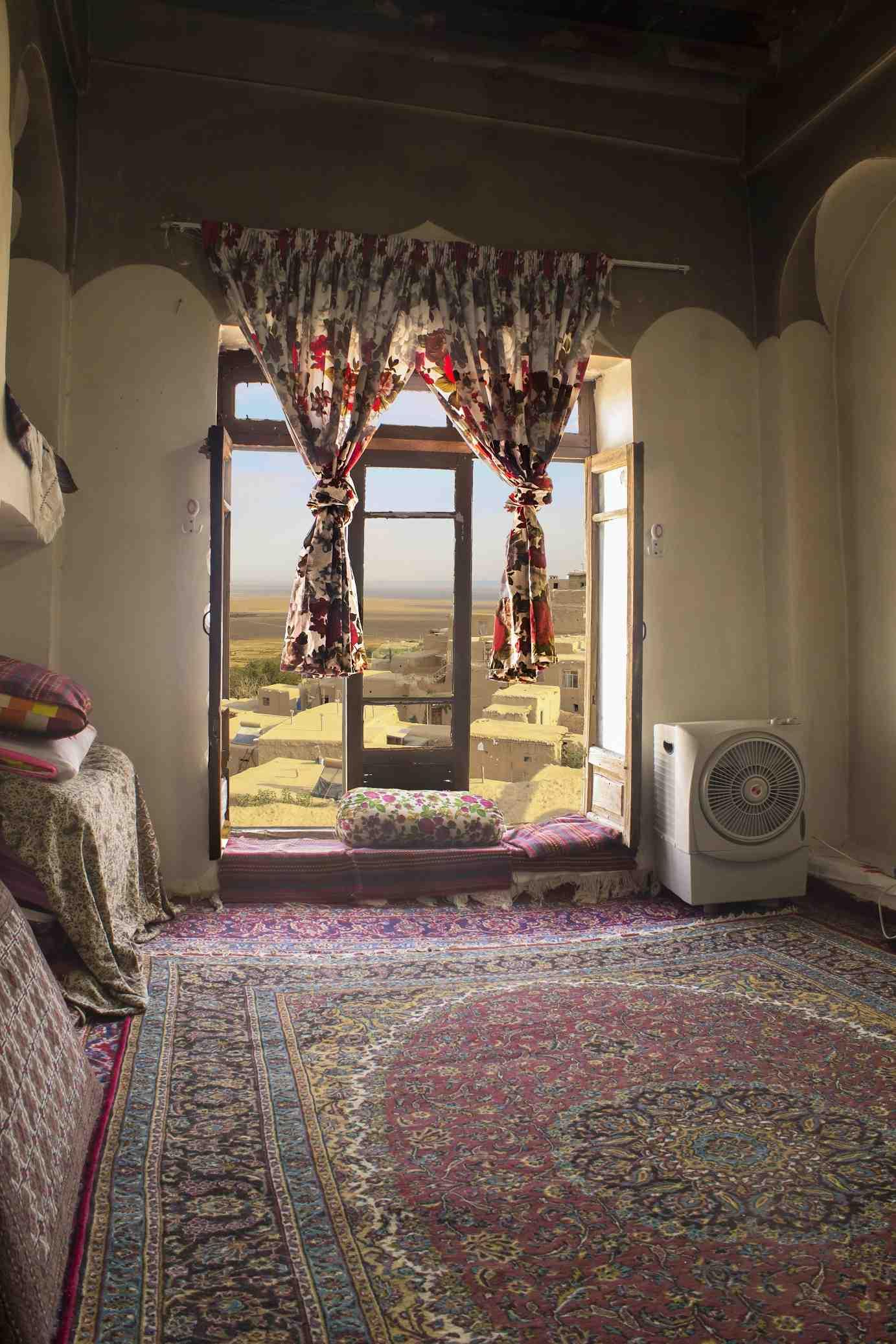 اقامتگاه ارگ اتاق 4