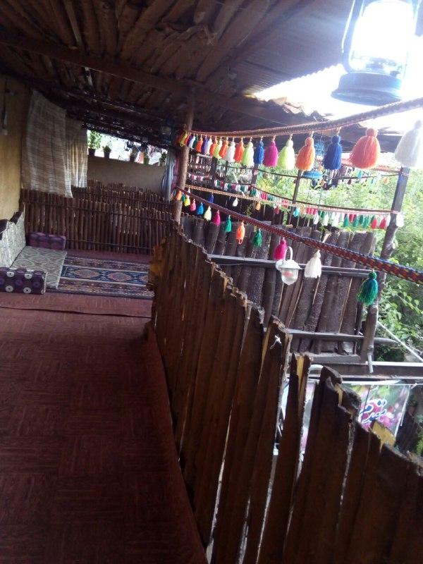 اقامتگاه بومگردی باباحیدر اتاق 4