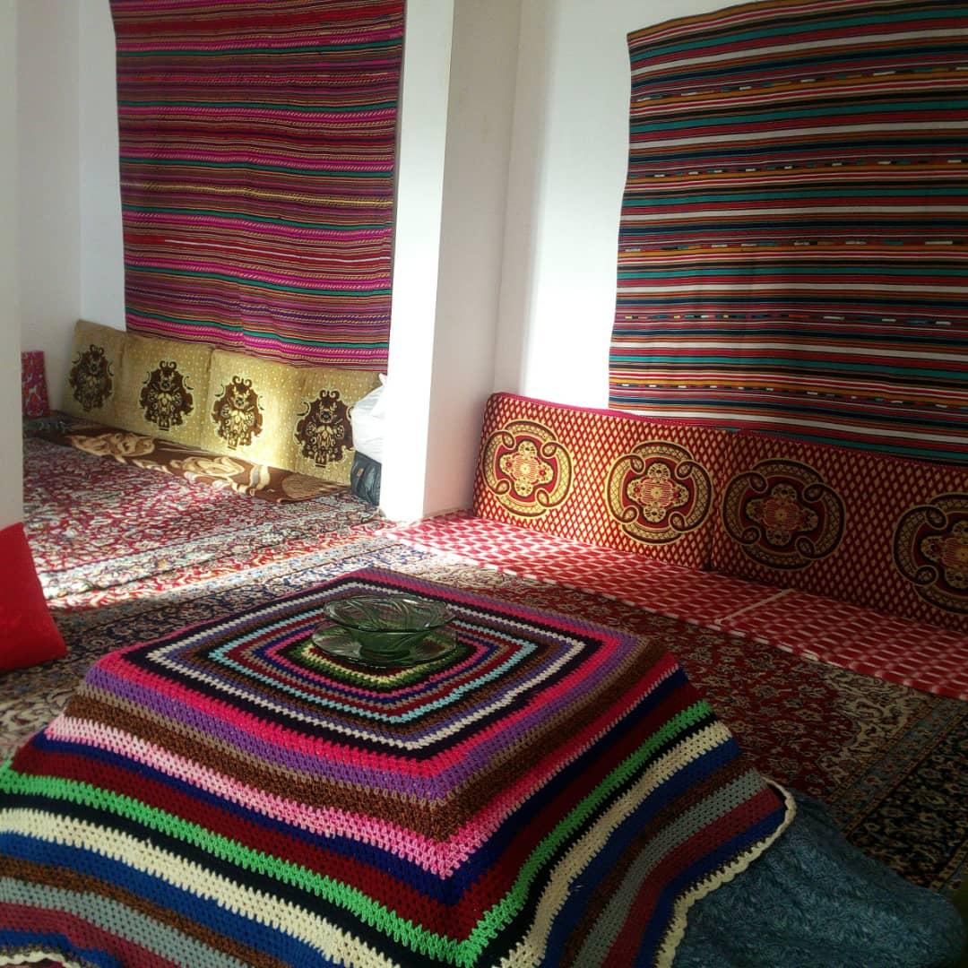 اقامتگاه باجیلار اتاق 2