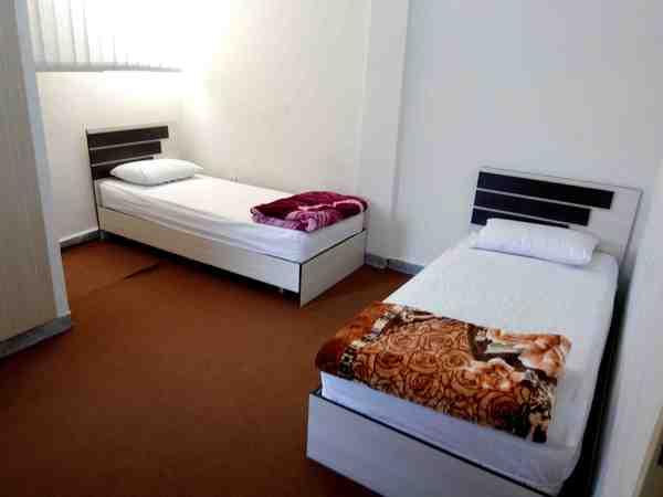 سوییت آپارتمان 2خواب شماره12