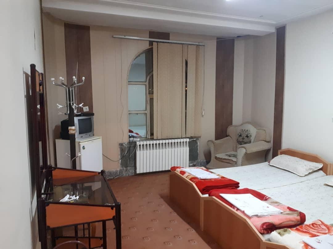 هتل قصر احمدی سوئیت 27