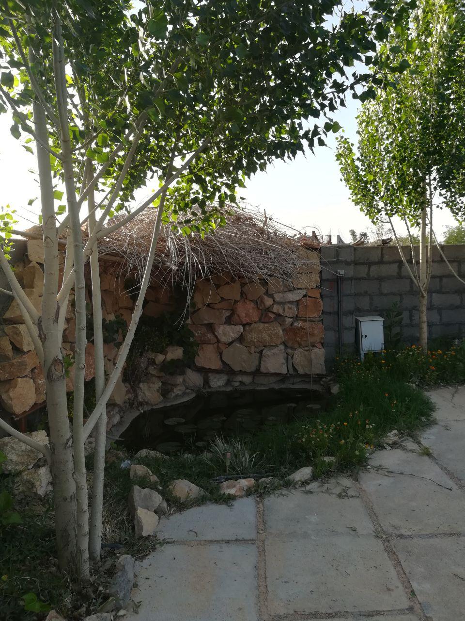 ویلا باغ 4 خوابه با استخر روباز