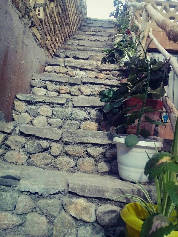 کوچه باغ اتاق 1