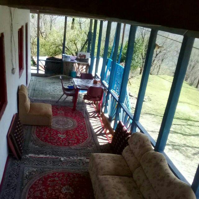 کلبه جنگلی فوشه اتاق 1