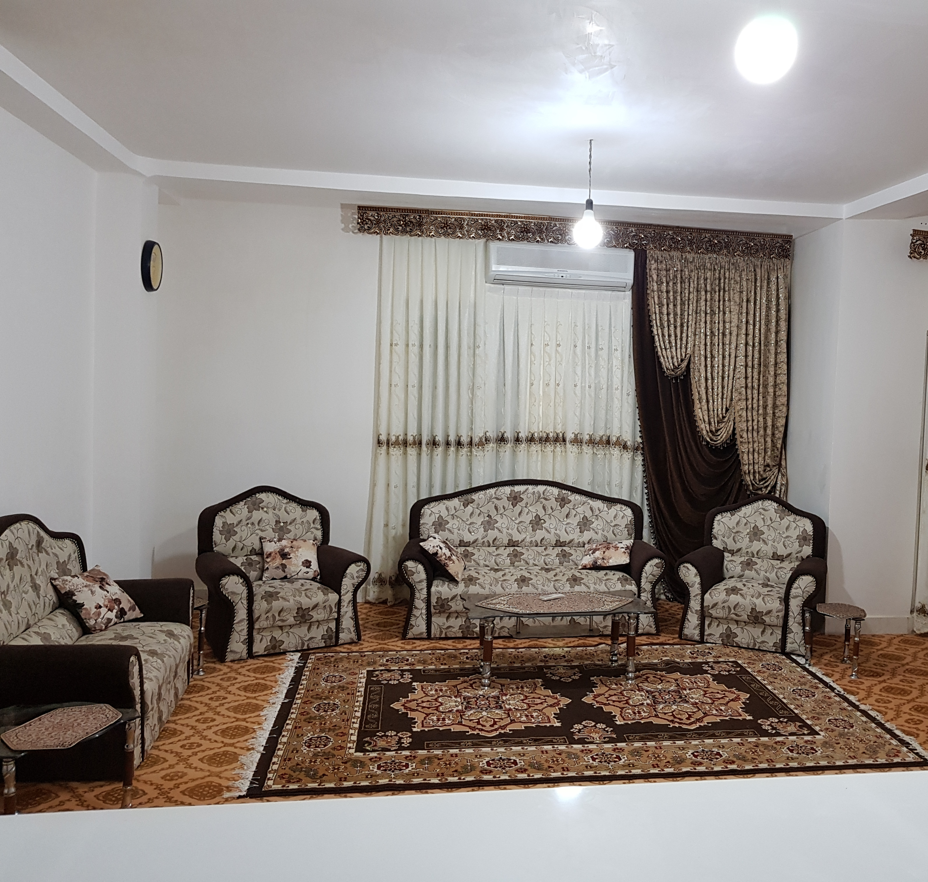 منزل مبله شیک و نوساز و نزدیک به دریا بوشهر