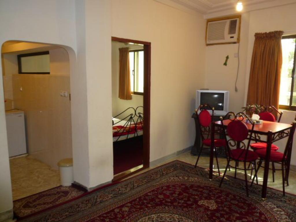 هتل آپارتمان آرش2خوابه