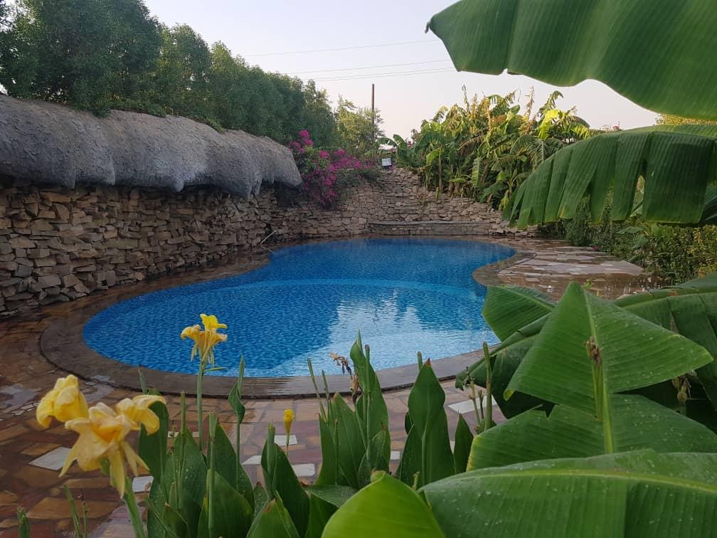 باغ ویلای لاکچری چادر باف