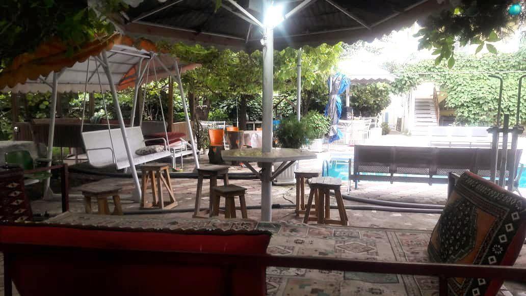 ویلا باغ ساحلی استخر دار
