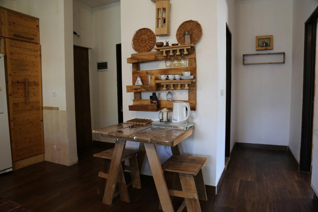 ویلای چوبی لاکچری