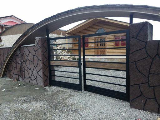 اقامتگاه چوبی استخردار