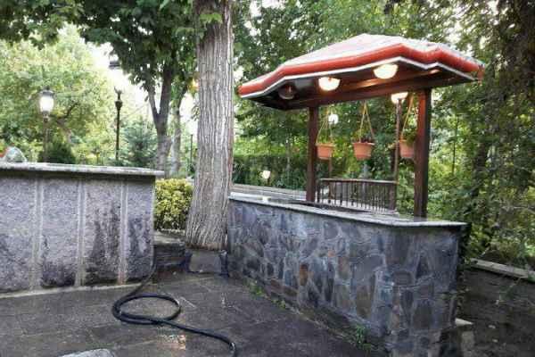 اقامتگاه باغ و ویلای گنجنامه