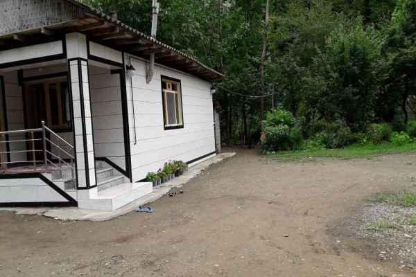 اقامتگاه ویلا همراه با باغ اسالم ب خلخال