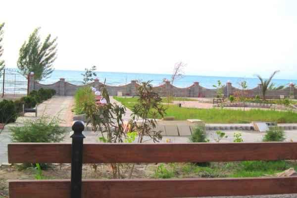 اقامتگاه  اجاره واحد اپارتمان لب اب ساحلی محموداباد