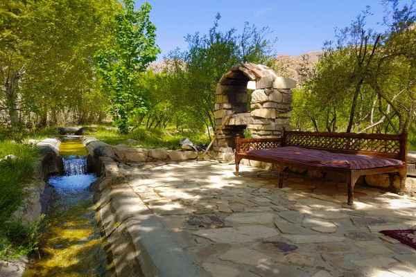 اقامتگاه باغ دراز