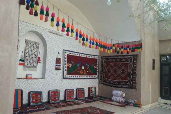 اقامتگاه خانه سنتی قشقایی1