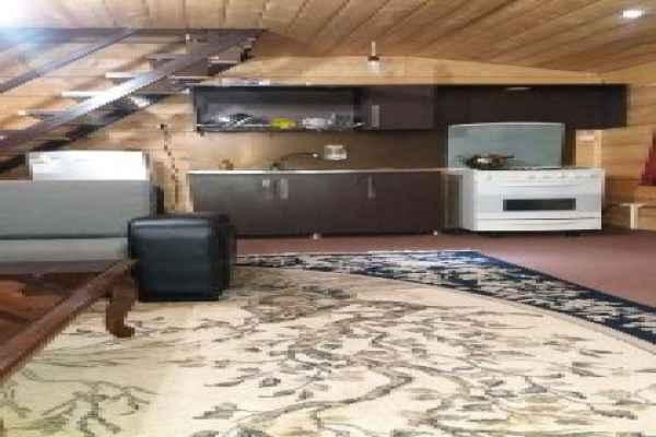 اقامتگاه  کلبه چوبی شکوری 1