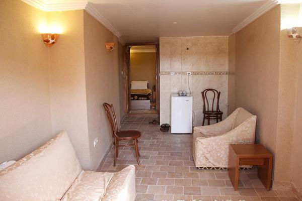 اقامتگاه  خانه سه نیک اتاق داریوش