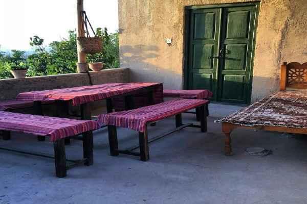 اقامتگاه  اقامتگاه بومگردی حاج آقا محمداتاق 2