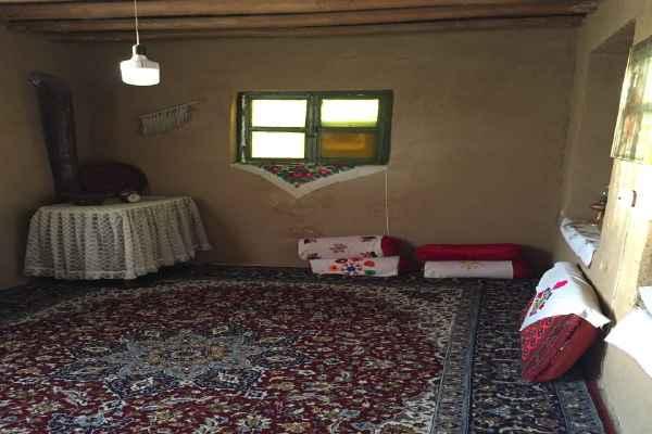 اقامتگاه  اقامتگاه بومگردی حاج آقا محمداتاق 3