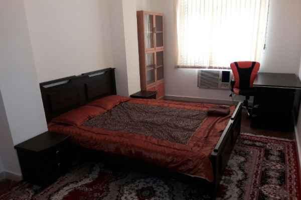 اقامتگاه  1خوابه طبقه سوم